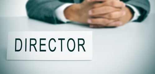 Picture of a company director